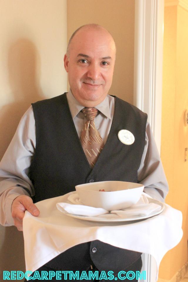 The Langham Huntington Pasedena  Waiter