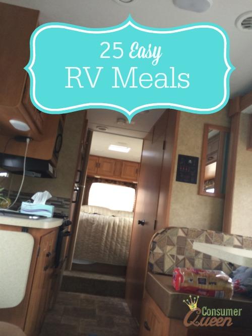 RV Meals