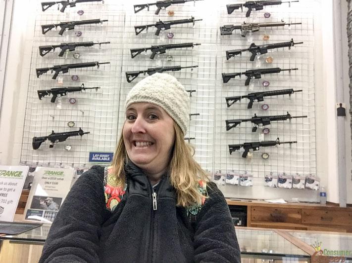 Guns Behind