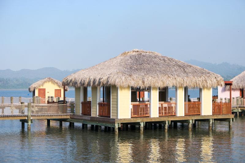 Amber Cove Cabana