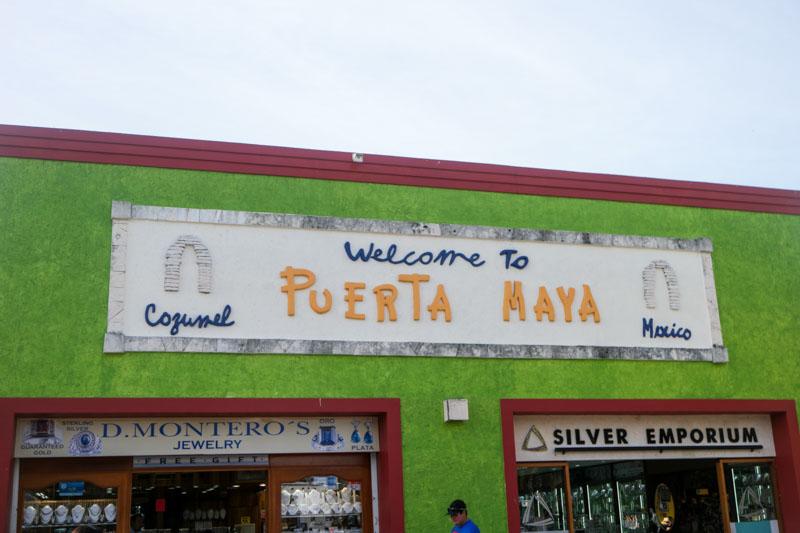 Puerto Maya - Western Caribbean