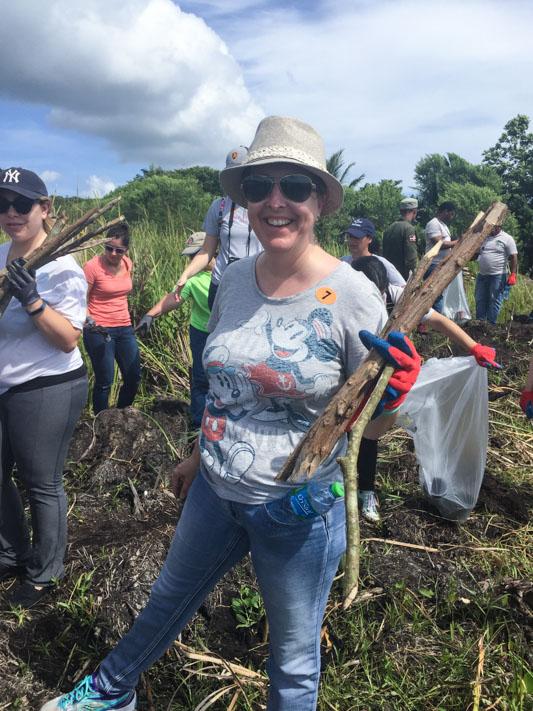 Reforestation Melissa