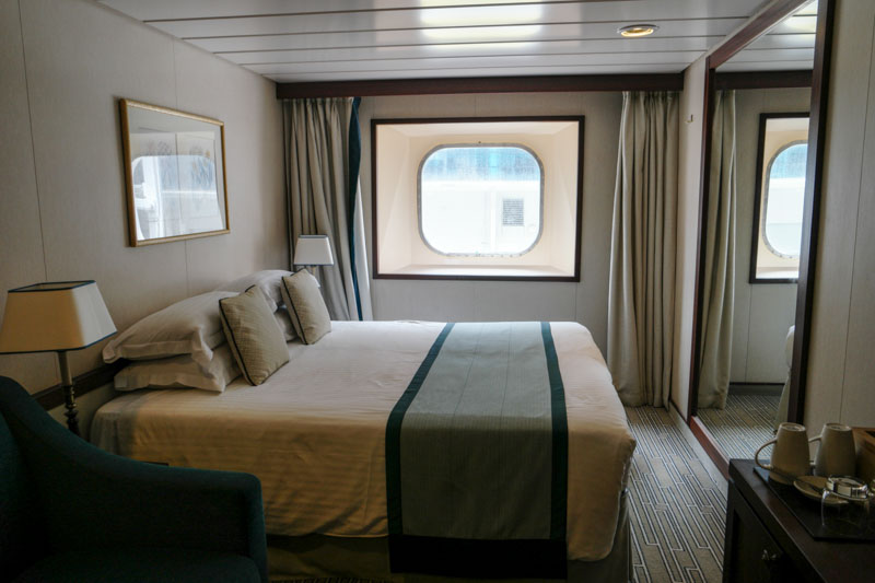 Stateroom Window