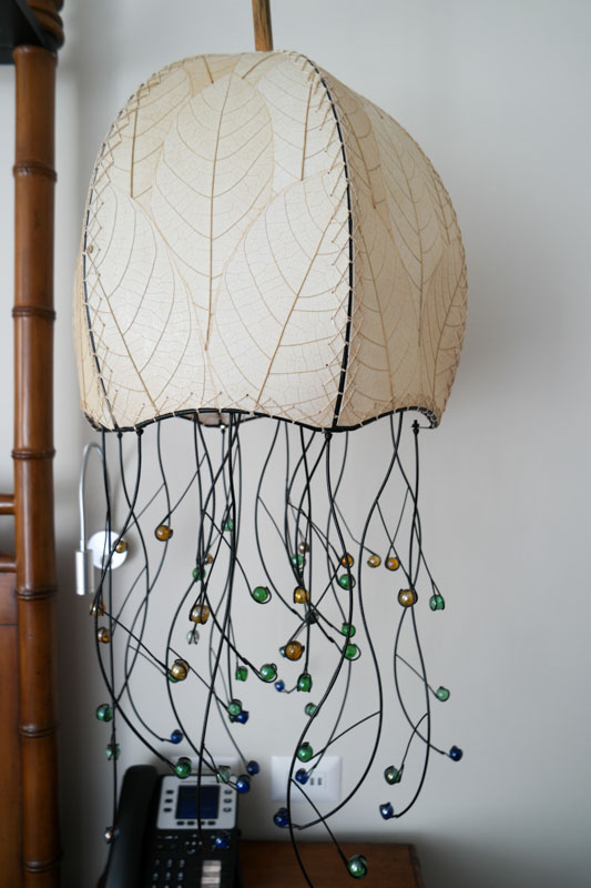 Jelly Fish Lamp (1 of 1)