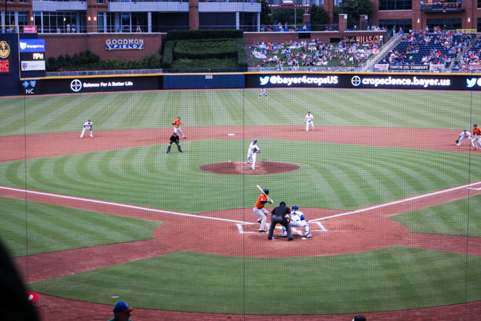 Durham Bulls Game (1 of 1)