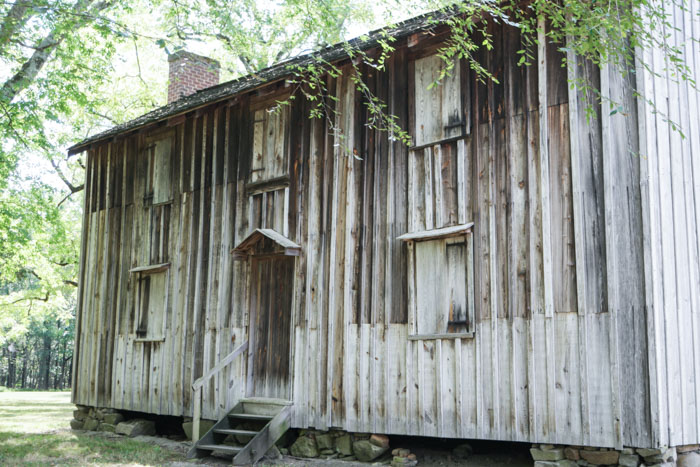 Stageville House Slave Quarters (1 of 1)