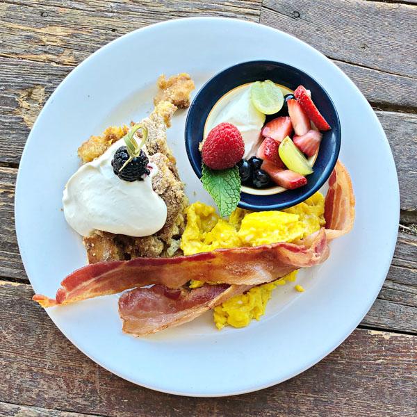 Wortley Hotel Breakfast