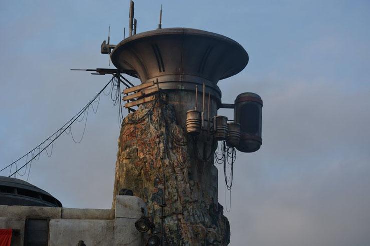 Black Spires Outpost - Galaxy's Edge Walt Disney World Secrets