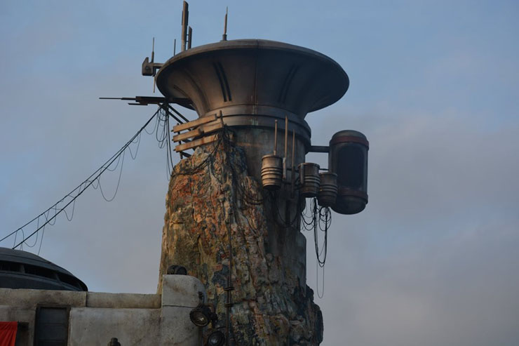 Black Spires Outpost - Galaxy's Edge Secrets
