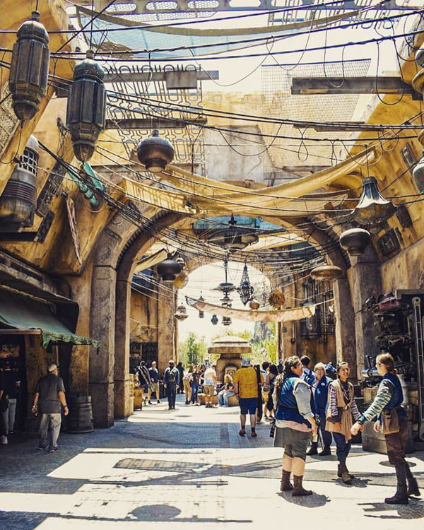 Galaxy's Edge Secrets: 5 Little Known Facts About Star Wars Land