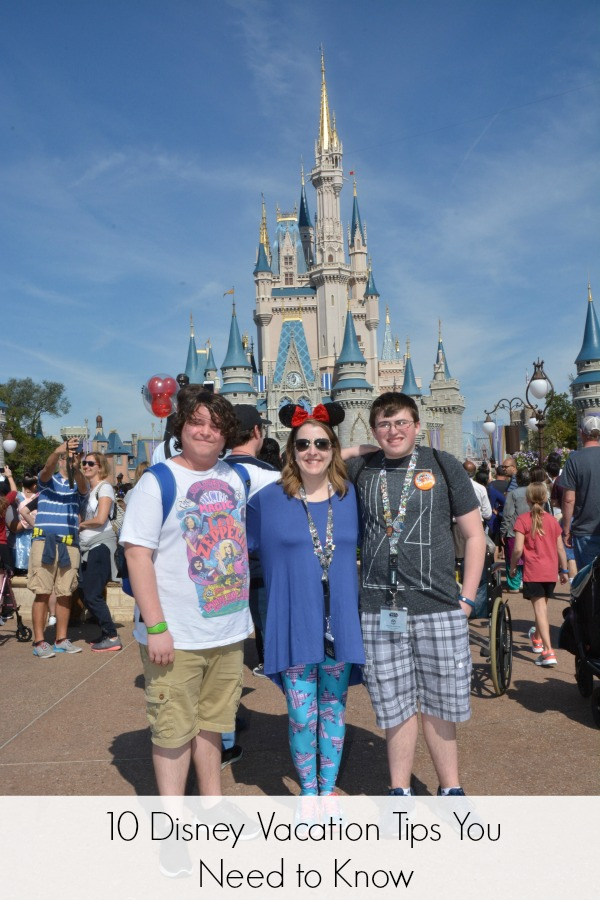 10 Disney Vacation Tips You Need to Know