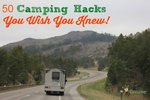 50 Camping Hacks