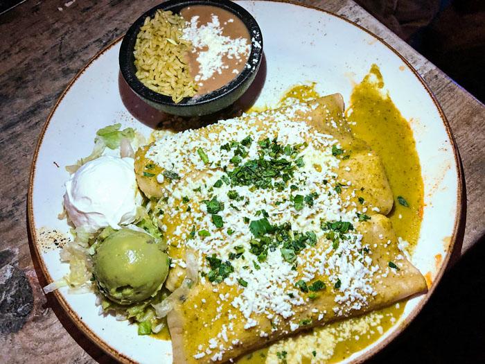 Antojitos Enchiladas (1 of 1)
