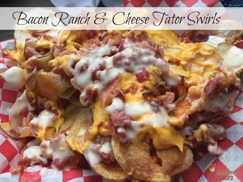 Bacon Ranch & Cheese Tator Swirls