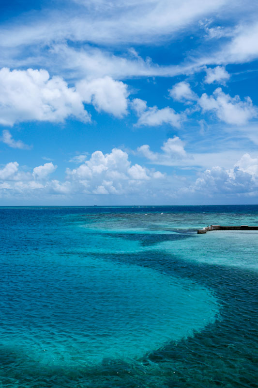 Beautiful Belize Waters