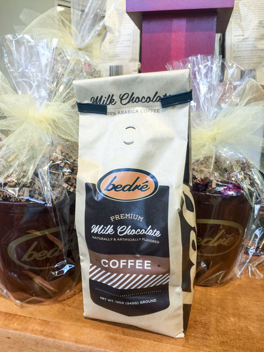 Bedre chocolate coffee -Chickasaw National Recreation Area