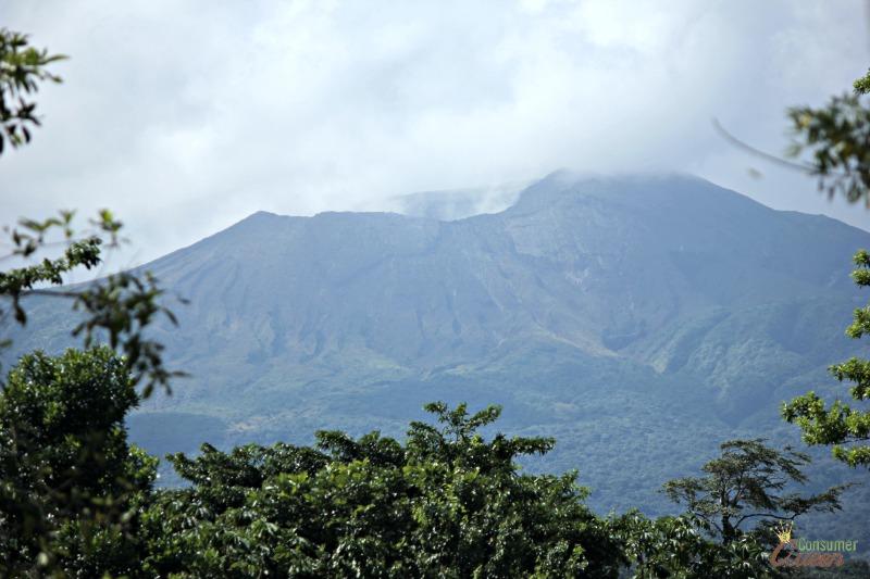 Blue River Volcano