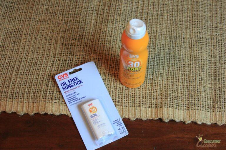 Sun Care Tips: Smart Sunscreen Use with CVS