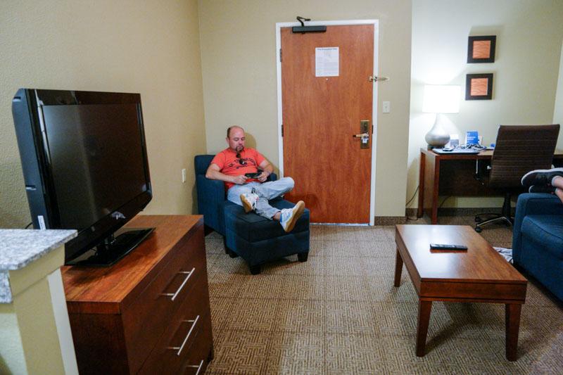 Comfort Inn DFW