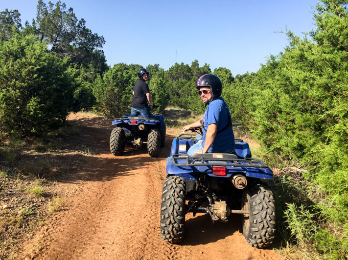 Our Trip to Chickasaw National Recreation Area