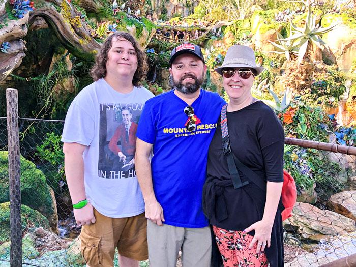 Disney Pandora family (1 of 1)