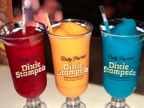 Dixie Stampede Drinks (1 of 1)