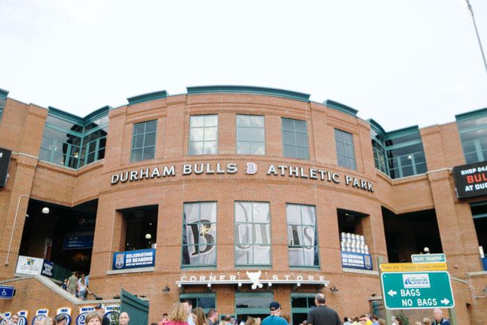 Durham Bulls Stadium (1 of 1)