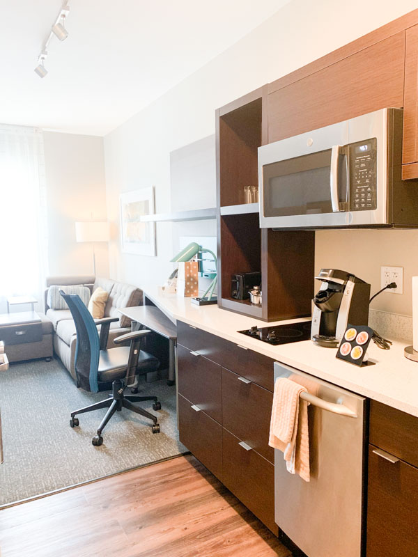 Fairfield Inn and Suites room