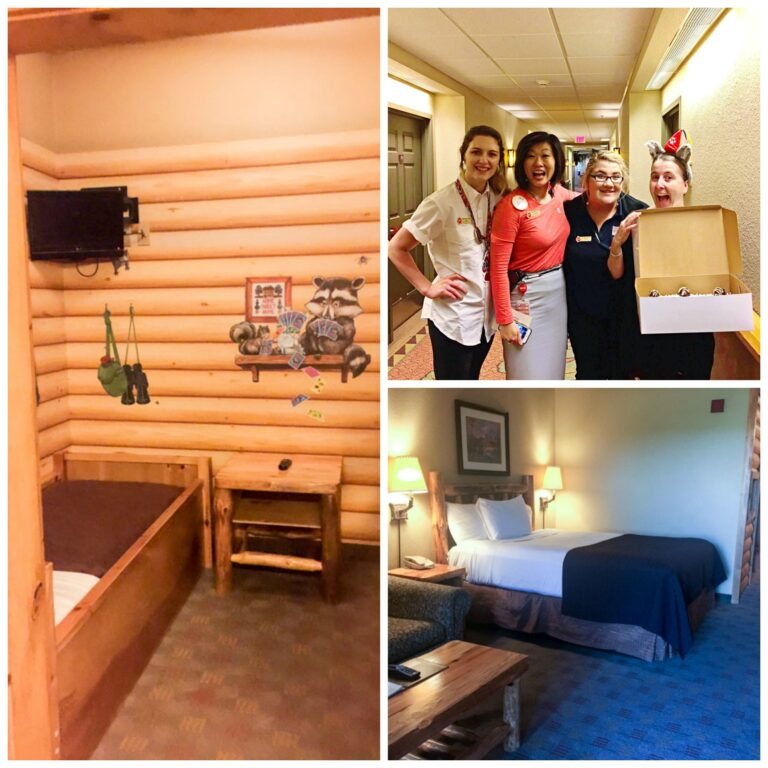 Great Wolf Lodge & Holiday Inn Review