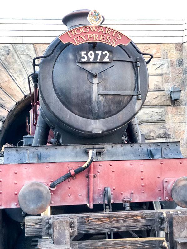 Hogwarts Express (1 of 1)