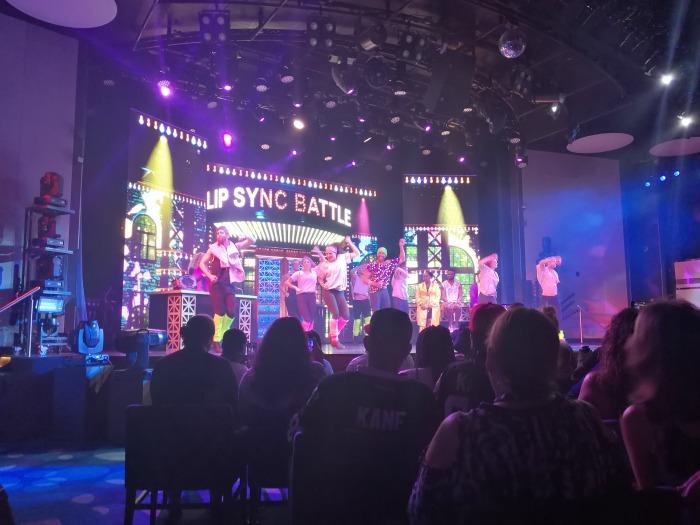 NEW Lip Sync Battle on Carnival Vista