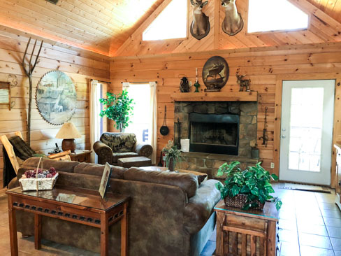 MEMORY MAKER CABINS (1 of 1 -Pet Friendly Branson Mo. Hotels)