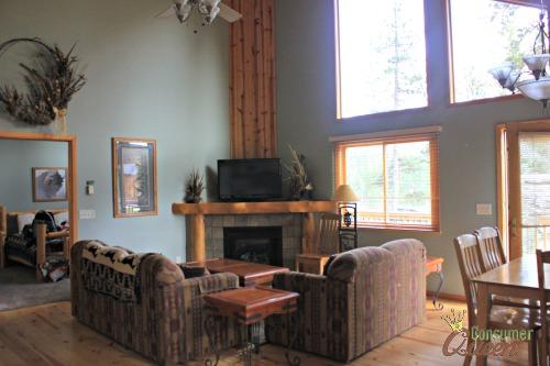 Mt Rushmore KOA Cabin
