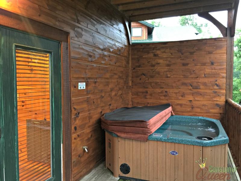 Parkview Hot tub