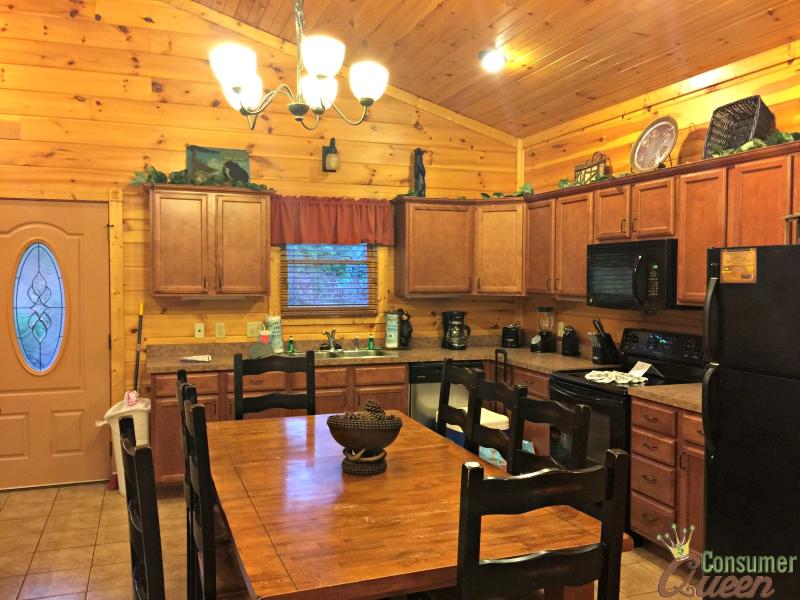 Parkview kitchen