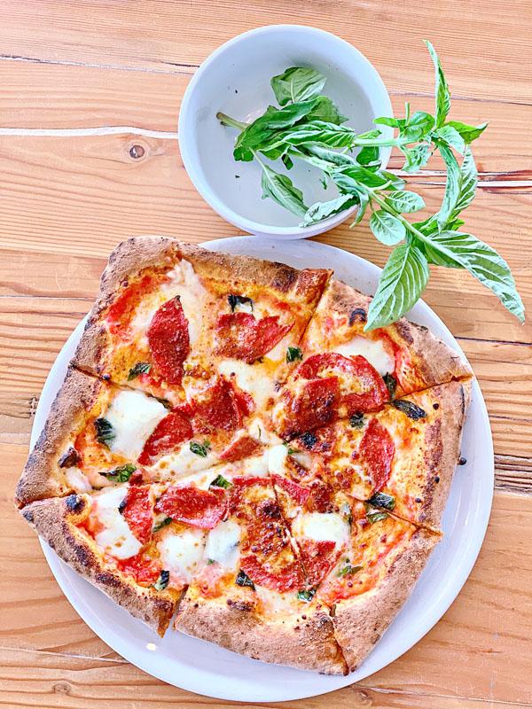 Pepperoni Pizza Kansas city