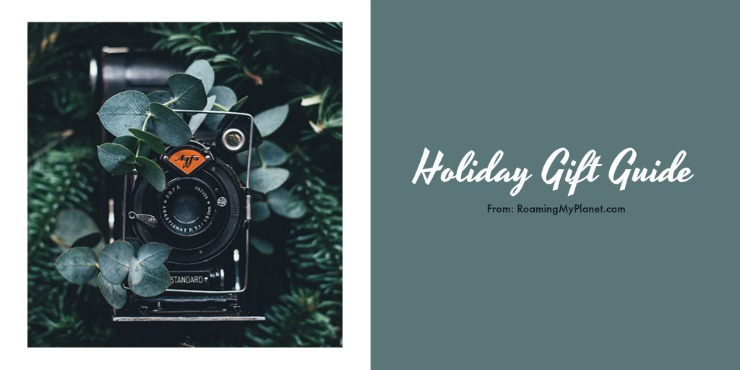 Travel Holiday Gift Guide 2019