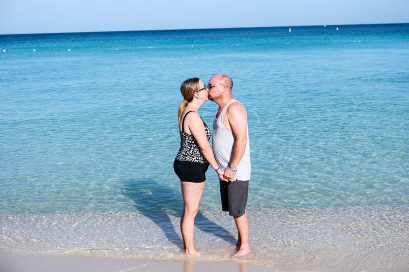 Roatan Daniel and Melissa Western Caribbean