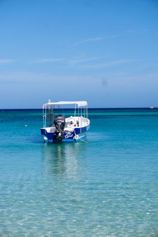 Roatan Island Boat