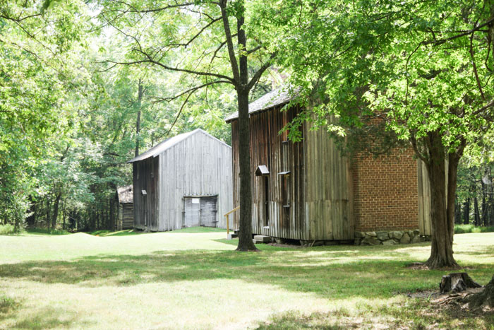 Stageville House Slave Quarters 2 (1 of 1)