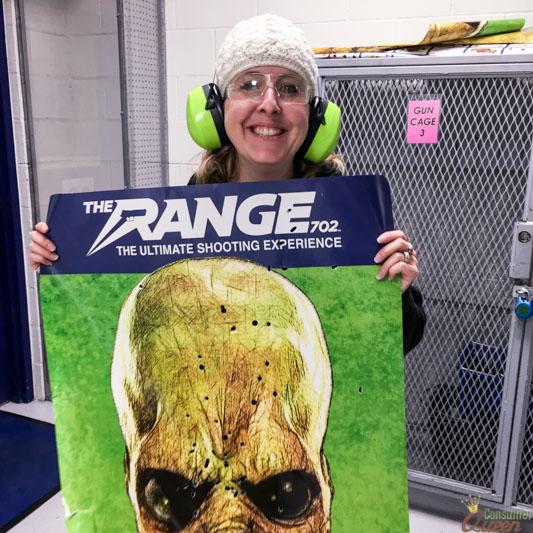 The Perfect Shot - range 702