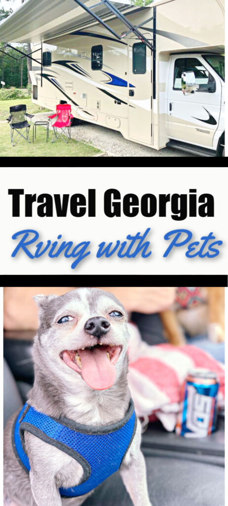 Travel Georgia Rving with Your Pets