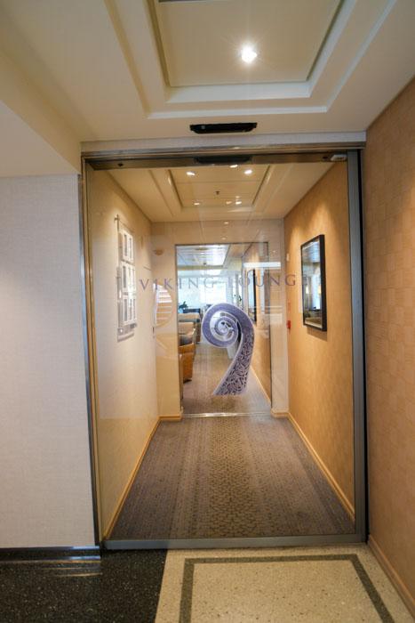 Viking Cruise Lounge Door (1 of 1)