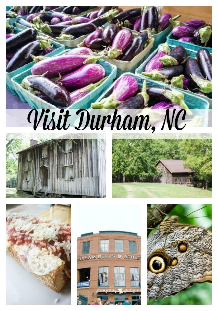 Visit Durham