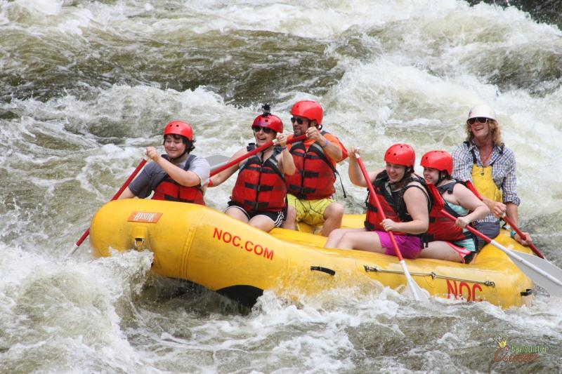 White Rafting