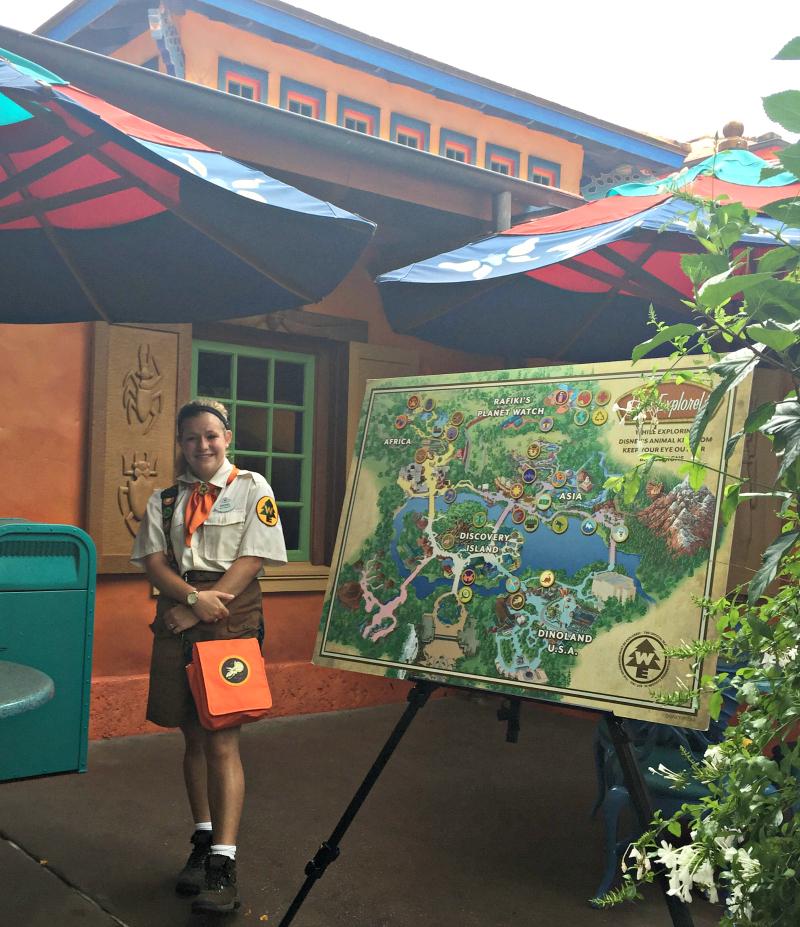 Wilderness Explorer Guides