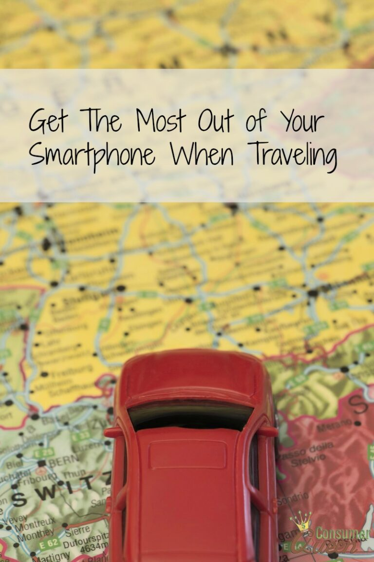Get The Most Out of Your Smartphone When Traveling #VZWBuzz