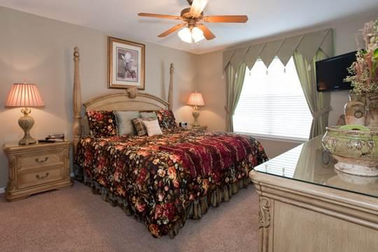 All Star Vacation Homes bedroom