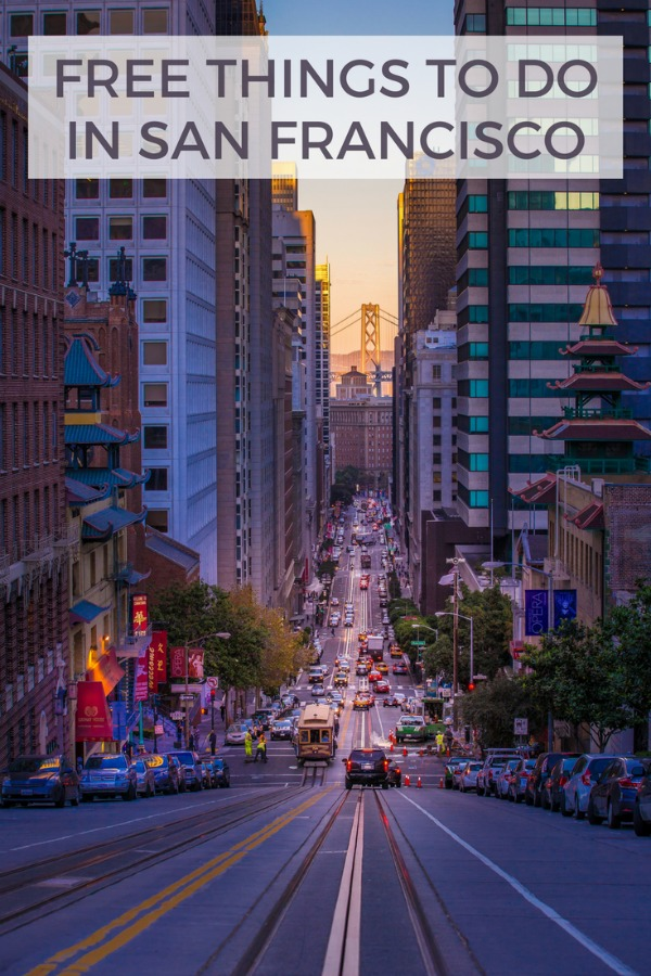 Free Things To Do In San Francisco