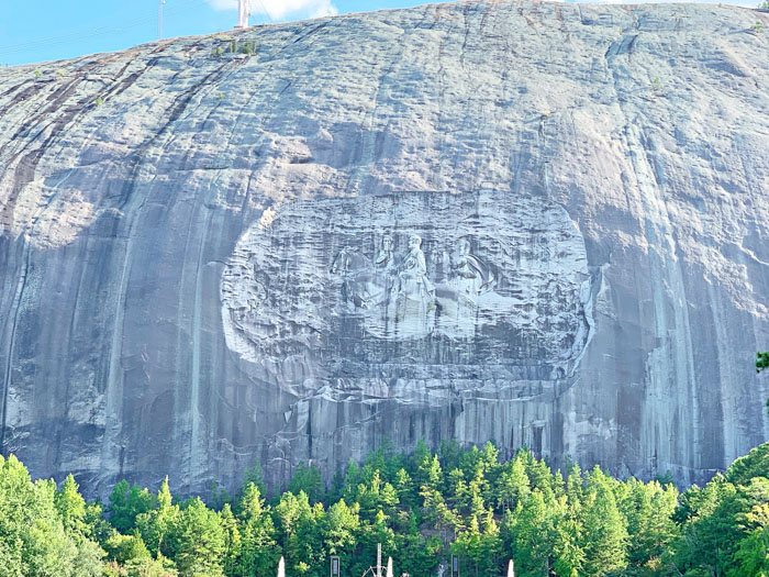 Exploring Georgia: Stone Mountain State Park
